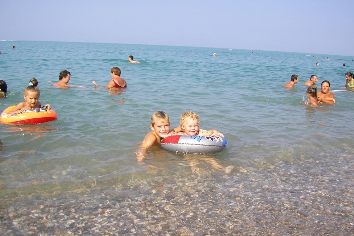 Научить детей плавать в Николаевке