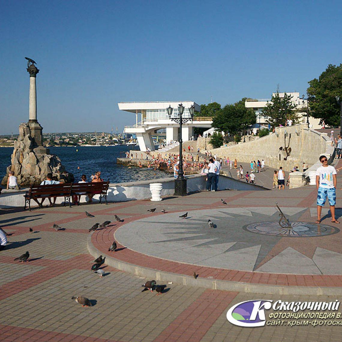 Севастополь, Балаклава, Инкерман из Николаевки