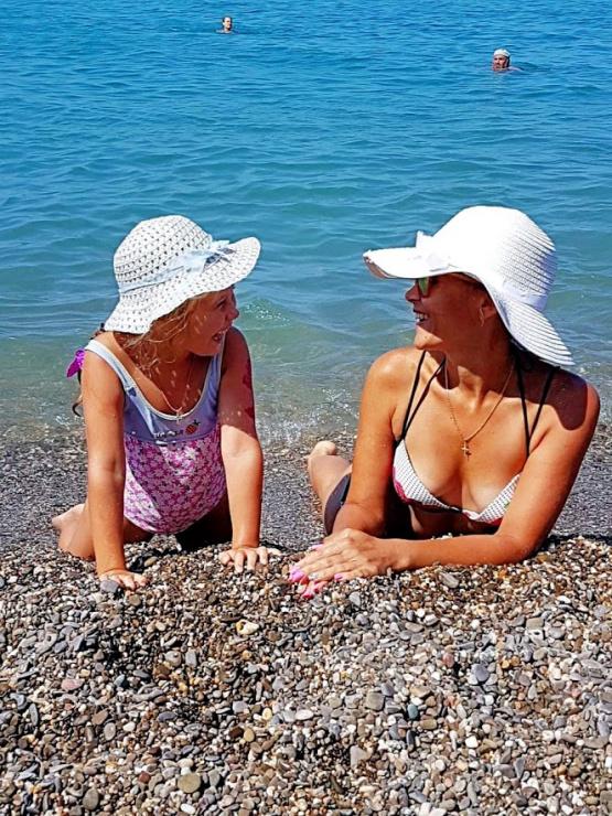 Дети до 5-ти лет отдыхают на море бесплатно!